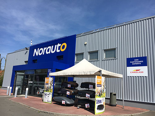 Votre Centre Auto Norauto Brest Avenue De Tallinn La Cavale Blanche